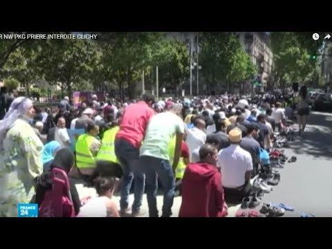 هل ما زالت صلاة الجمعة تقام في شوارع الضاحية الباريسية كليشي؟