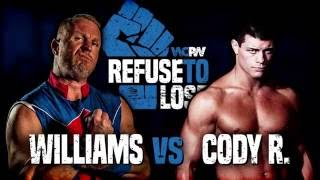 doug williams wants to banish cody rhodes from the uk