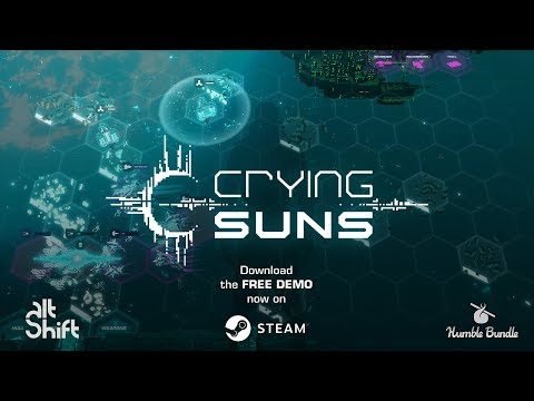Crying Suns Review – Gorgeous Space Battler Is a Blast