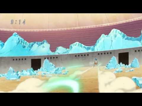 Toriko vs GT robo full fight