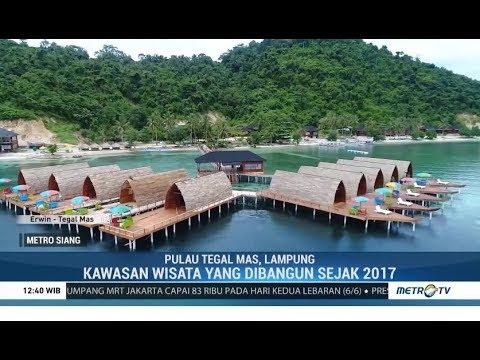Eksplorasi Wisata Bahari Lampung