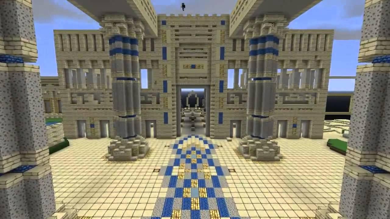 Minecraft Egypt Map.Minecraft Egypt Map Youtube