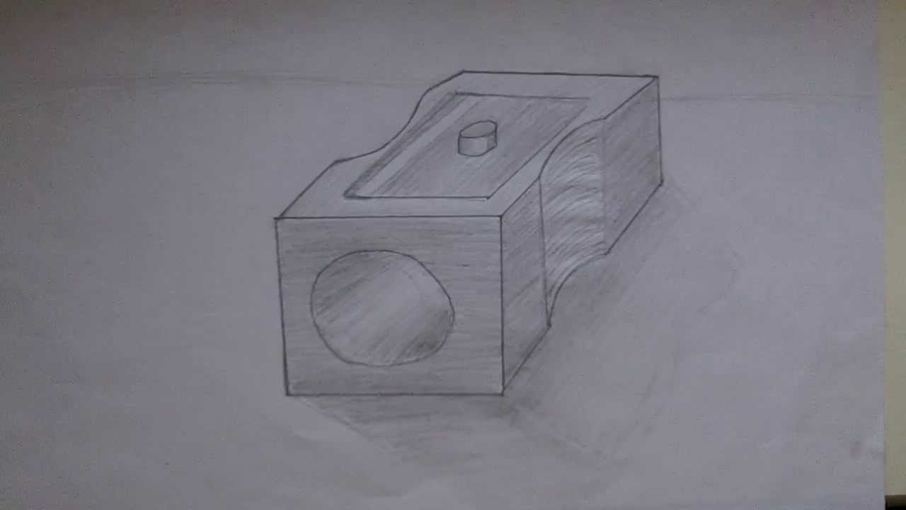how to get lead out of a pencil sharpener