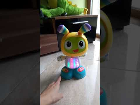 Wonderbaar Fisher Price BeatBo robot magyarul - YouTube HK-01