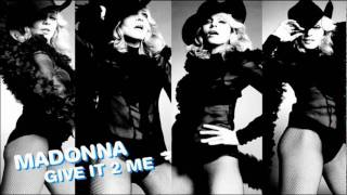 Madonna - Give It 2 Me (Eddie Amador Club 5