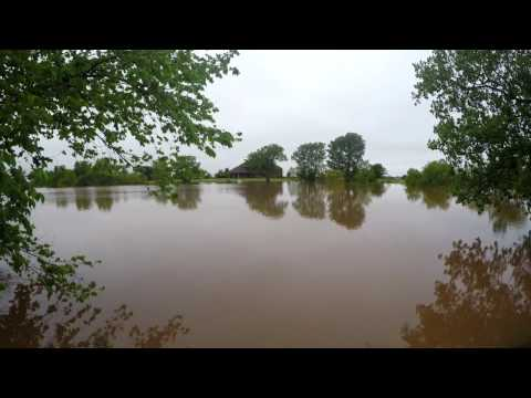 Kingfisher Flood April 2017
