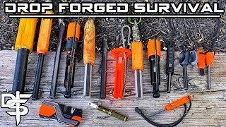 What is the Best Firesteel for Camping?