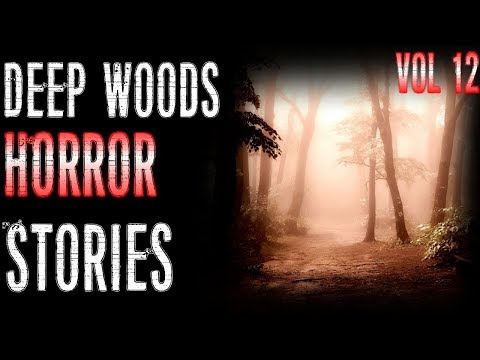 Scary Encounters From the Deep Woods (Humanoid Encounters, Creature Encounters)   Mr. Davis