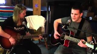 Broken (Seether & Amy Lee cover) - Gina Lirange & Greg Butcher