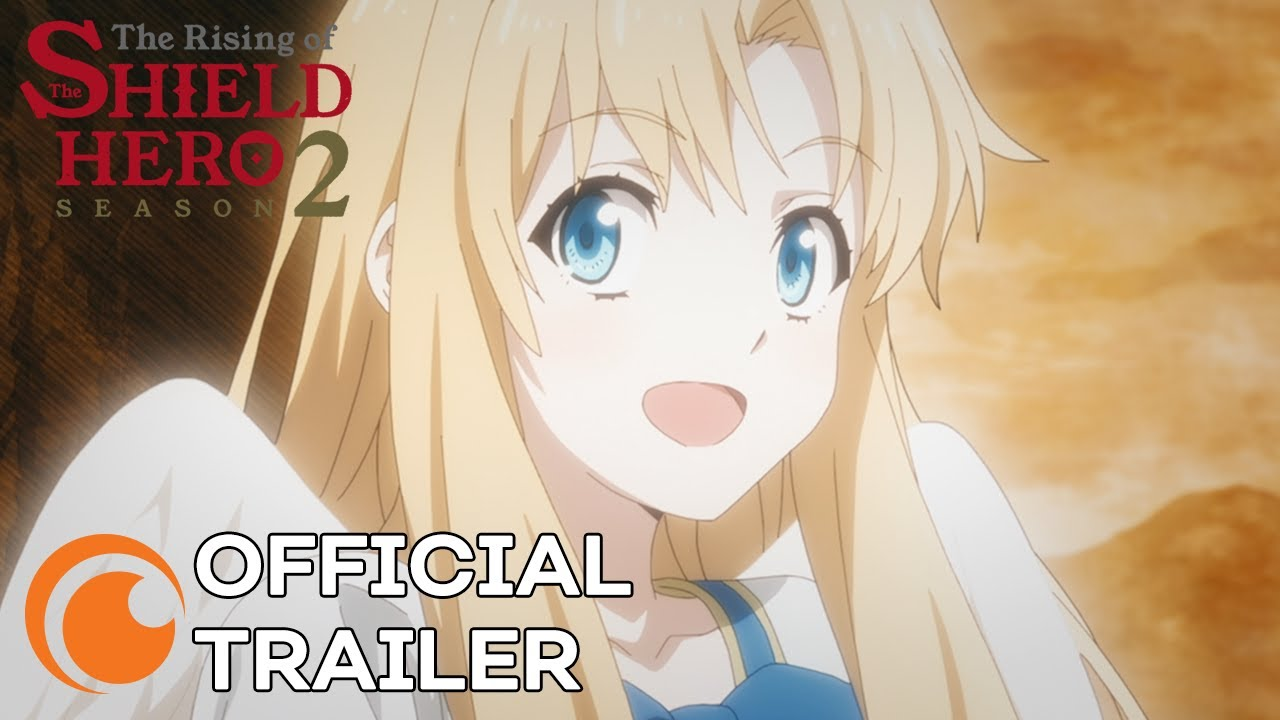 The Rising of the Shield Hero Season 2 | OFFICIAL TRAILER