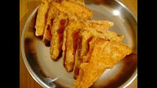 Mummy's Cooking - Bread Bajji in Tamil