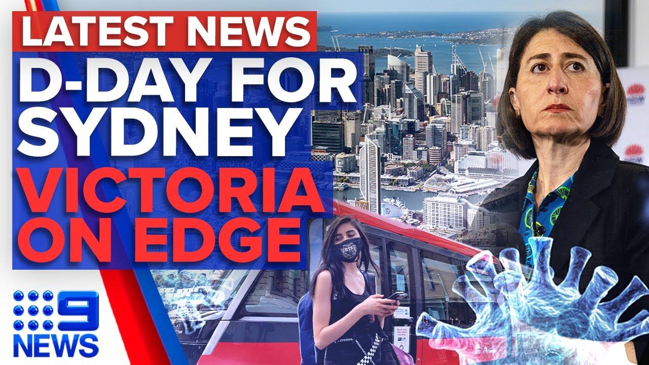 Coronavirus Sydney S Christmas Restrictions Revealed Today Victoria On Edge 9 News Australia Youtube