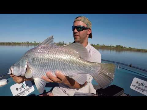 BARRAMUNDI FISHING IN THE KIMBERLEY WITH NORTHBOUND CHARTERS