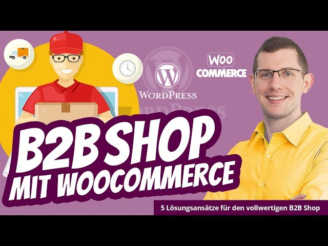 WordPress WooCommerce B2B Plugin / B2B Market Plugin in Deutsch