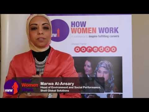 Pioneering Woman Dr Marwa Al-Ansary