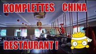 LOSTPLACE : China Restaurant verlassen 🤔🙆🏻♂️  - Sogar Fische noch da 😱  | ItsMarvin