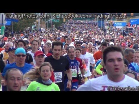 New York Marathon 2013