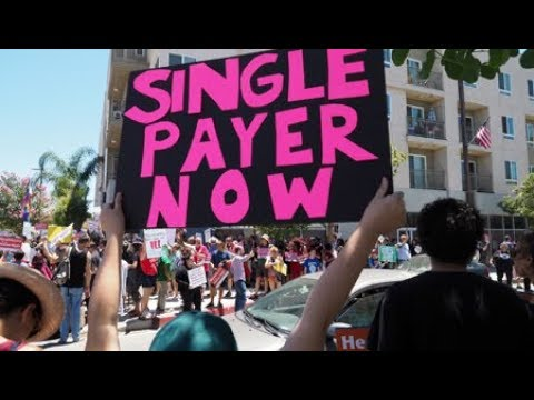 Holdout Democrats Face a Single-Payer Surge