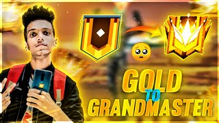 GOLD TO GRANDMASTER SEASON 18 - PRECISE KING 👑 PN HARSH ⚡ - Garena Free Fire 🔥