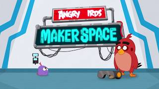 Angry Birds MakerSpace | Compilation - S1 All Episodes