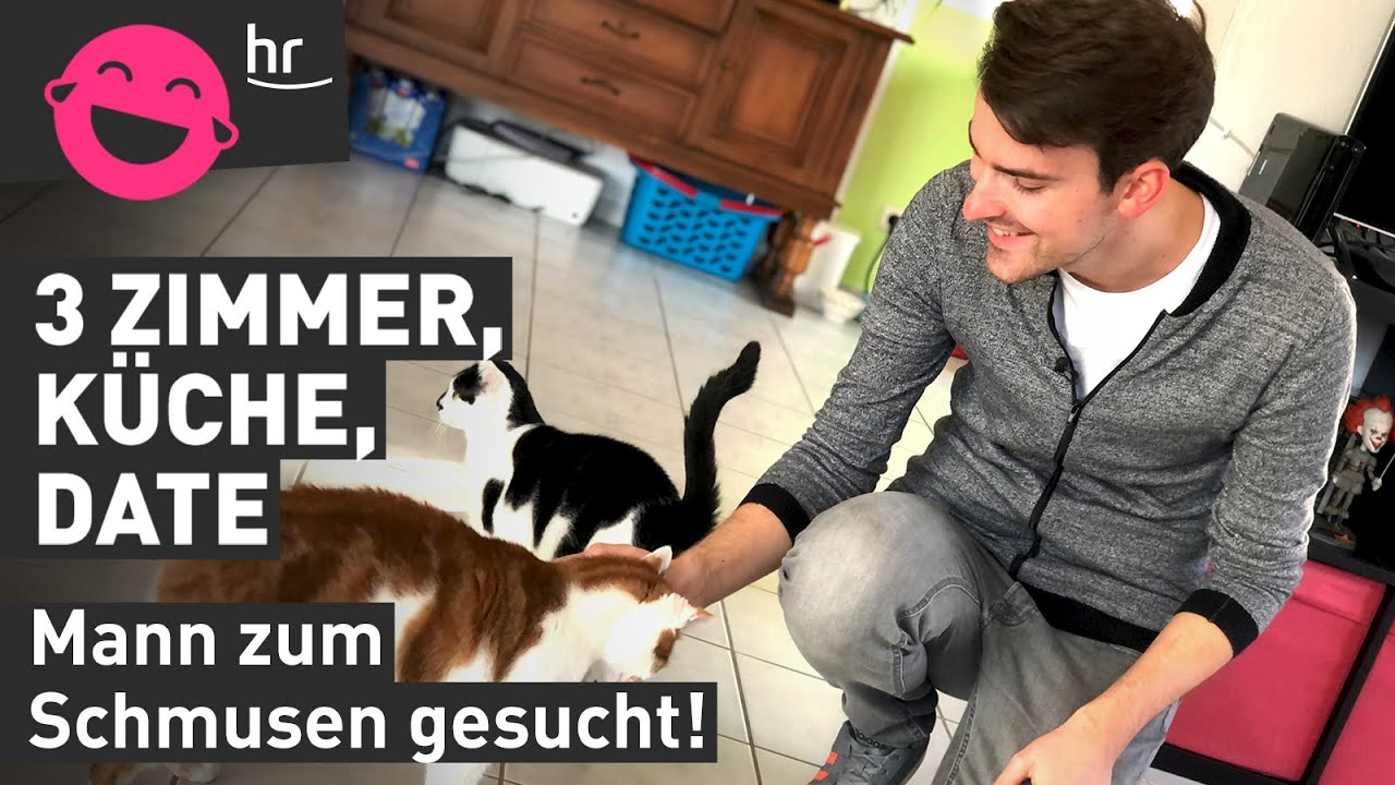 Mann zum Schmusen gesucht! - 3 Zimmer, Küche Date - YouTube