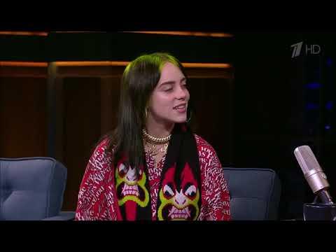 Billie Eilish/Билли Айлиш у Урганта (RYTP)(МУД)