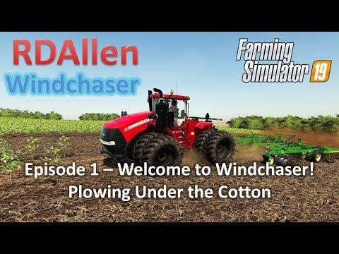 Welcome To Windchaser! | E1 Windchaser | Farming Simulator 19