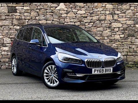 BMW 2 SERIES 218d Luxury Gran Tourer Auto