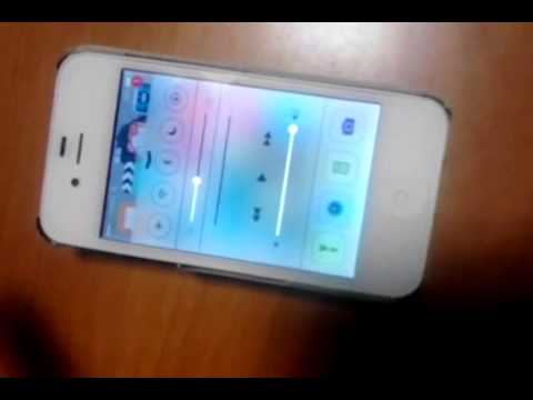 how to fix a iphone 5s that has verticle lines