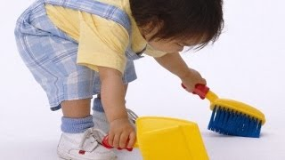 Как приучить ребёнка к порядку? Дневник мамы - психолога.