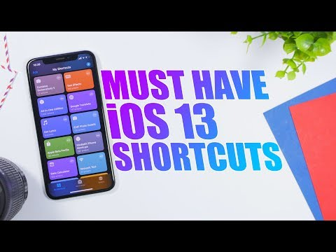 20 Must Have iOS 13 Shortcuts !