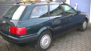 Audi 80 Avant B4 Kombi Diesel 1.9 TDI(, 2014-01-18T17:41:37.000Z)