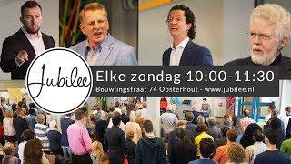 Livestream Jubilee Oosterhout - Bernard Oudhoff - Gods koninkrijk