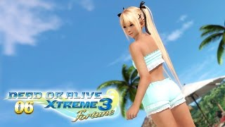 DEAD OR ALIVE XTREME 3 #06 - NEIN! Ah warte.. DOCH! AWWW.. ● Let's Play DOA Xtreme 3 Fortune