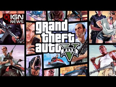 Black Friday Ad Reveals GTA 5 PS4 Bundle for North America - IGN News