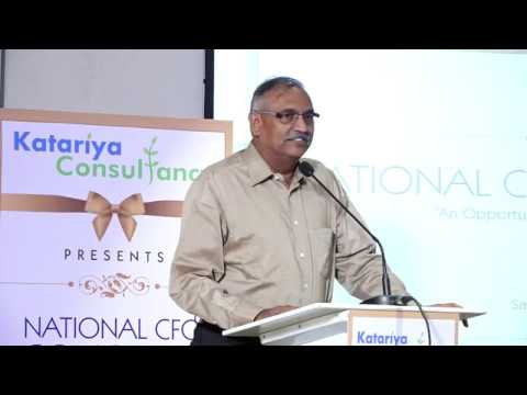Katariya Consultancy - Talk by CA Sabareeshan