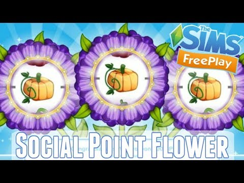 Sims Freeplay | How Many SOCIAL POINTS Can We Get?