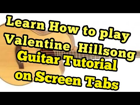 Valentine Chords By Hillsong Worship Worship Chords