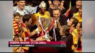 GSTV | Tarihte Bugün Galatasaray 5 - 1 Fenerbahçe