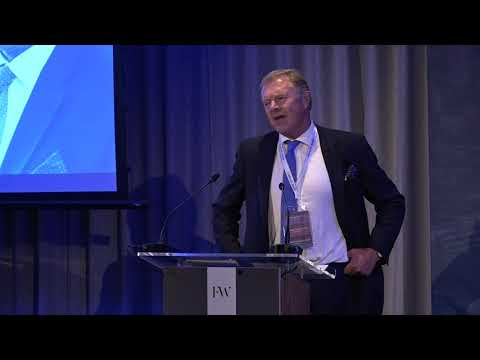 London Fintech Week 2019, Highlights - London is the Future of Finance, Lord Anthony st John