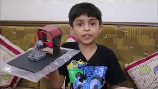 Build Your Own Hovercraft (in Hindi) | 4M Hover Racer Science Kit | What is HoverCraft?