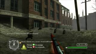 Call of Duty/Enemy at the Gates Stalingrad Charge