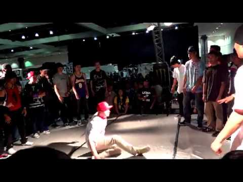 World Of Dance Los Angeles 2012 (Break-Down Crew)