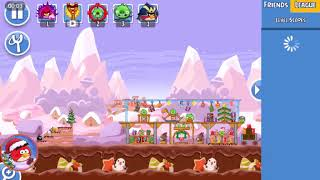 Angry Birds Friends - Santacoal e Candyclaus-Parte 4!