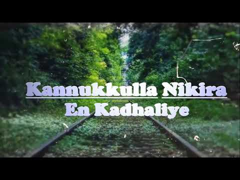 Kannukkulla Nikira En Kadhaliye - ALBUM SONG LYRICS