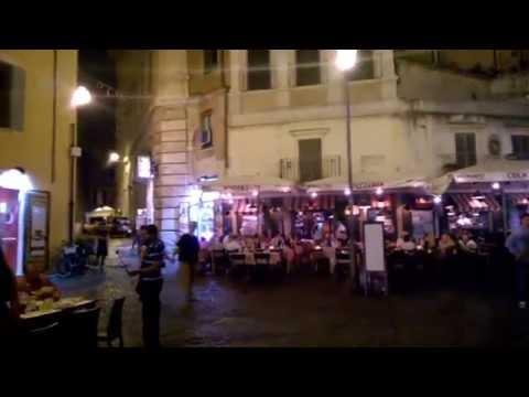 Rome - Campo de' Fiori nightlife