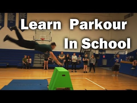 Ohio Parkour School Workshops and Jams