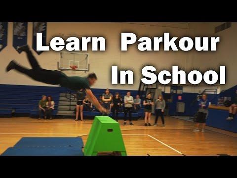Ohio Parkour School Workshops and Jams