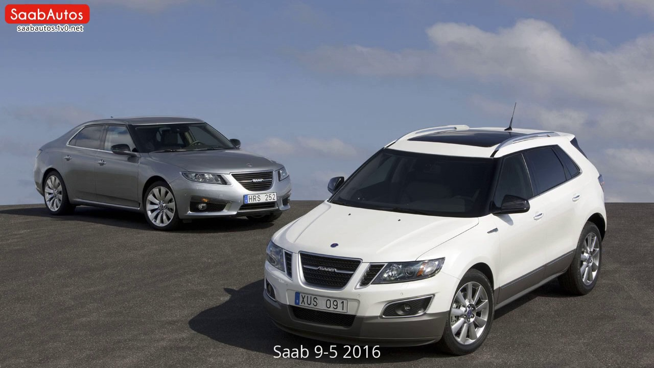 Saab 9 5 2016 Models