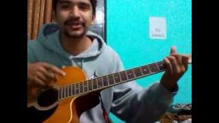 kareeb aa guitar cover ashiq banaya aapne movie for chords read description (mahip karki)